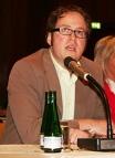Florian Janik während der Rede