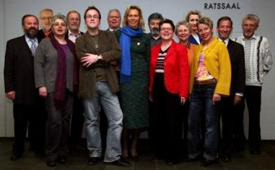 Gruppenbild der SPD-Fraktion